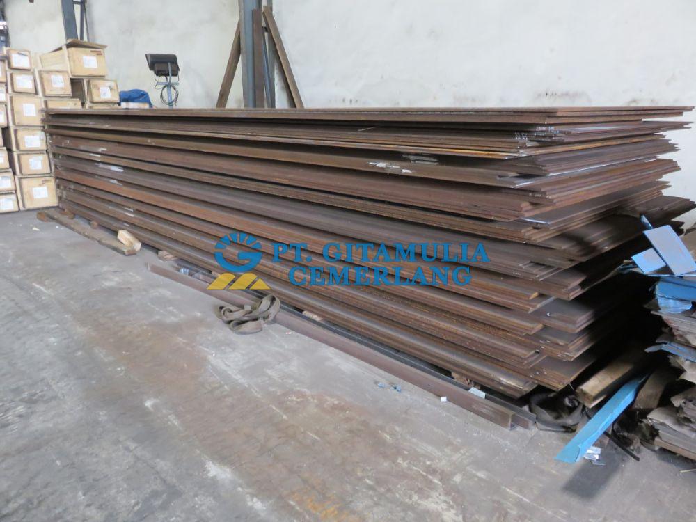 Abrasion Wear Resistant Steel Products Pt Gitamulia